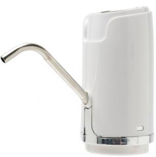 Помпа для воды электрическая аккумуляторная К 5 (цвет белый).