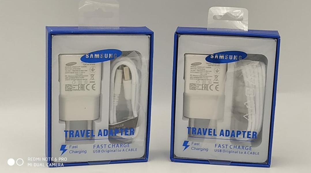 Быстрая зарядка для телефона Travel Adapter с кабелем