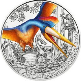 Арамбургиана 3 евро Австрия 3 евро 2020 на заказ
