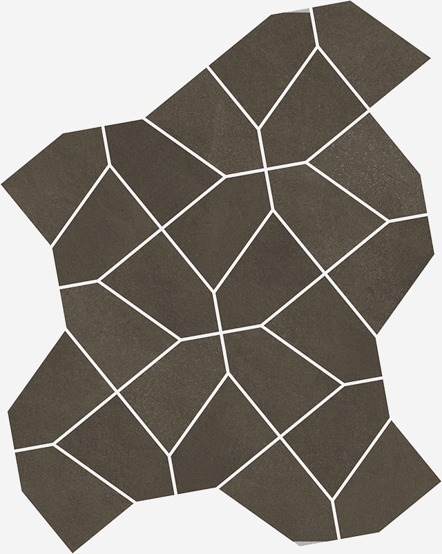 Мозаика 27,3x36 ТЕРРАВИВА МОКА