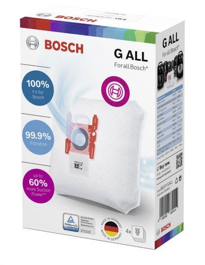 """Мешки тип """"G ALL"""" для пылесосов Bosch/Siemens"""