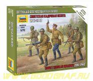 6179 Сов.кадровая пехота 1941-1942