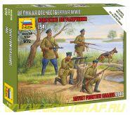 6144 Советские пограничники
