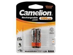 Camelion ACCU 1100mAh 1.2 V AAA /2/ В УП 2 ШТ, ЦЕНА ЗА 1 ШТ