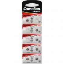 Camelion Allkalaine AG4 /10/ цена за 1 шт