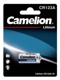 Camelion litium FOTO CR123A 3v /1/