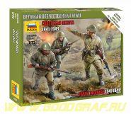 6103 Советская пехота 1941-1943