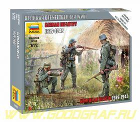 6105 Немецкая пехота 1939-1942