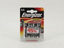 Energizer max LR6 (4) цена за 1 шт