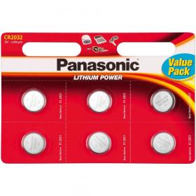 Panasonic 2032 Power Cells 3V Bl-6/6/120/ цена за 1 шт