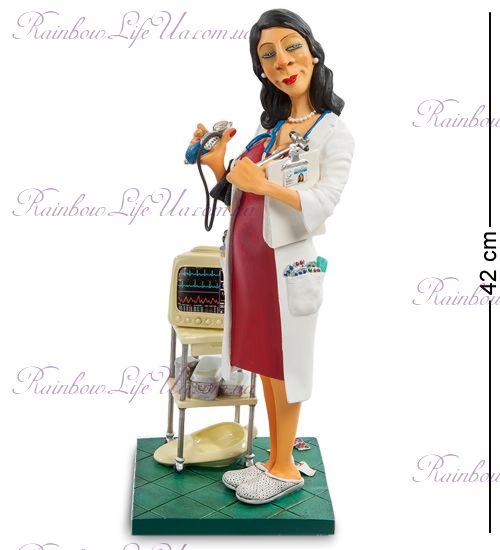 "Статуэтка леди доктор ""Madam Doctor. Forchino"""