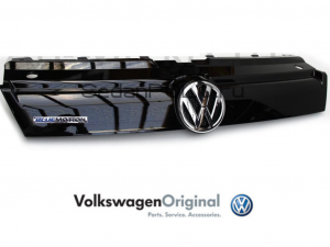 Решетка радиатора Bluemotion Volkswagen Polo Sedan/Hatchback 2010