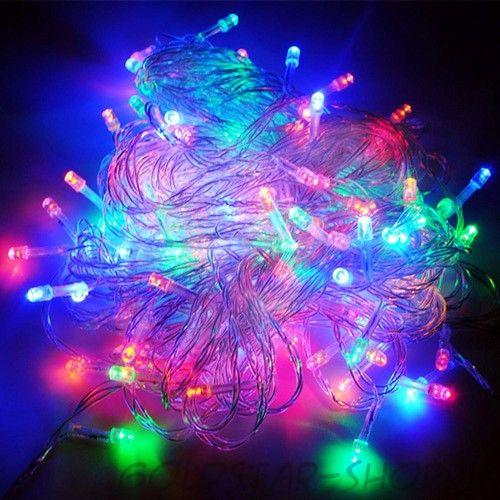 Светодиодная гирлянда 500 LED, 21 м