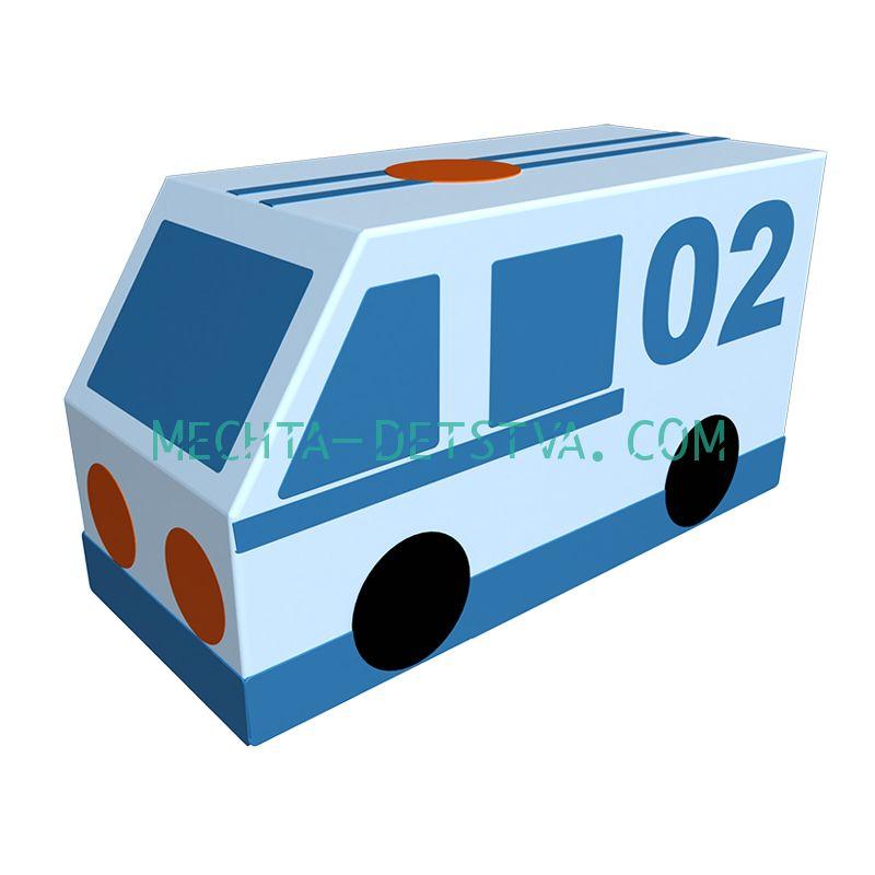 """Фургон """"Полиция"""" ДМФ-МК-01.23.03"""
