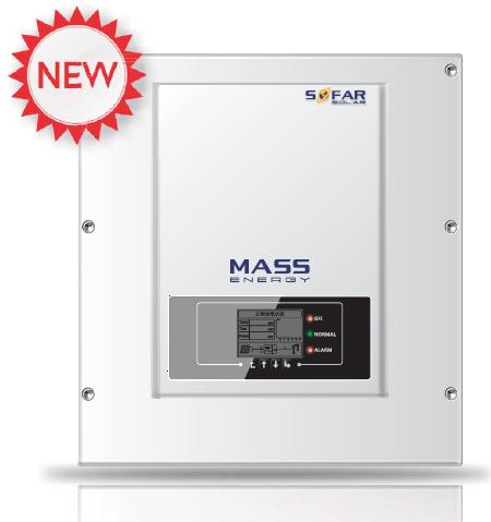 Сетевой солнечный инвертор SOFAR 4.4KTL-Х