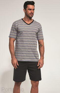 330-06 Пижама мужская короткий рукав