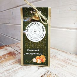 Иван-чай с мандарином ферментированный