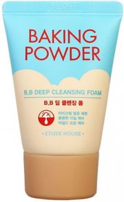 Пенка для очищения и сужения пор Etude House Baking Powder Pore Cleansing Foam 30 мл