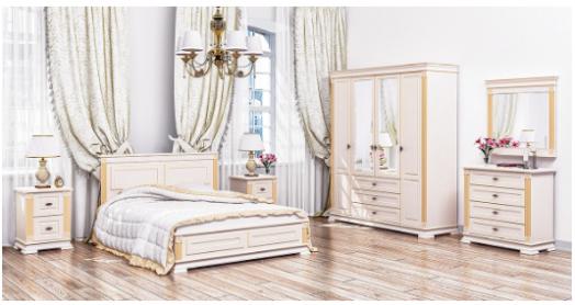 Гарнитур для спальни Афина