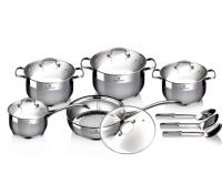 Набор посуды BERLINGER HAUS ВL-3196 Gourmet Line 13пр