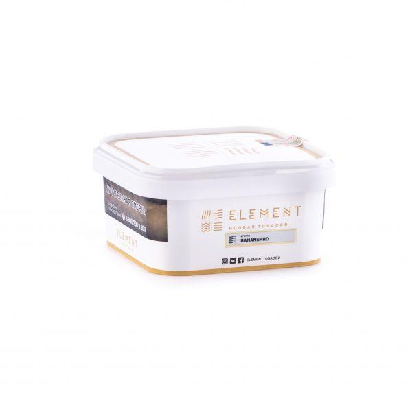 Табак Element Воздух – Bananerro (Бананерро, 200 грамм)