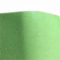 зеленый кинетический песок