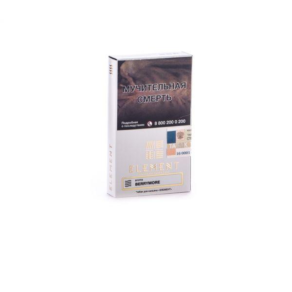 Табак Element Воздух – Berrymore (Бэрримор, 40 грамм)
