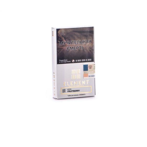 Табак Element Воздух – FruitBerry (ФрутБерри, 40 грамм)