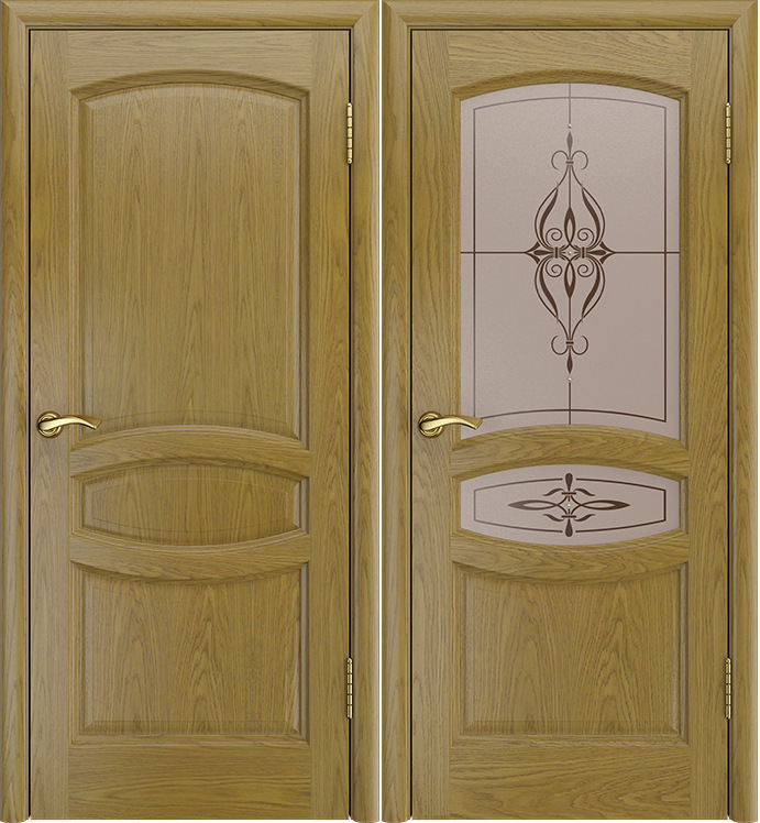 Межкомнатная дверь Лига Модель  Аврора