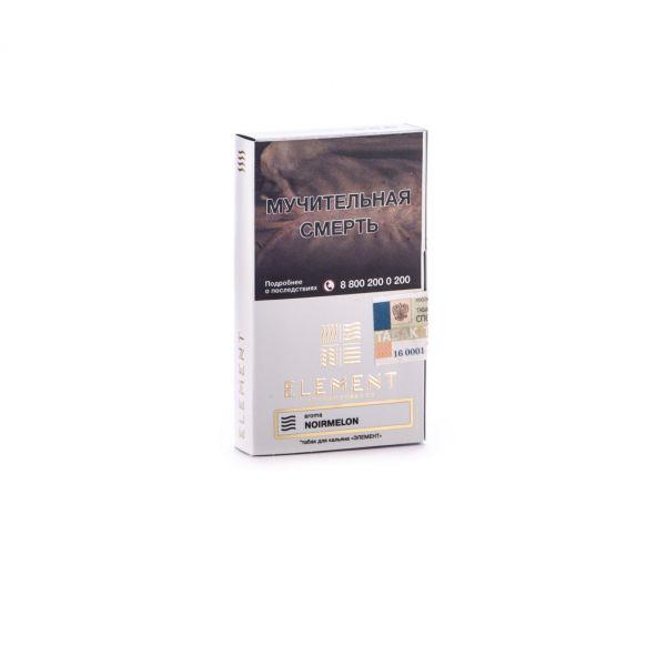 Табак Element Воздух – NoirMelon (Дыня Черника, 40 грамм)