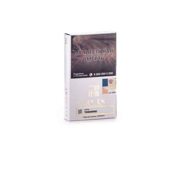 Табак Element Воздух – Tamarind (Тамаринд, 40 грамм)