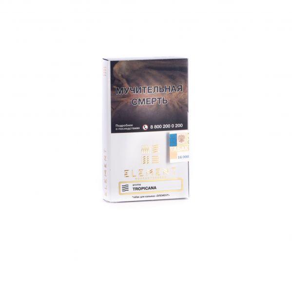 Табак Element Воздух – Tropicana (Тропикана, 40 грамм)