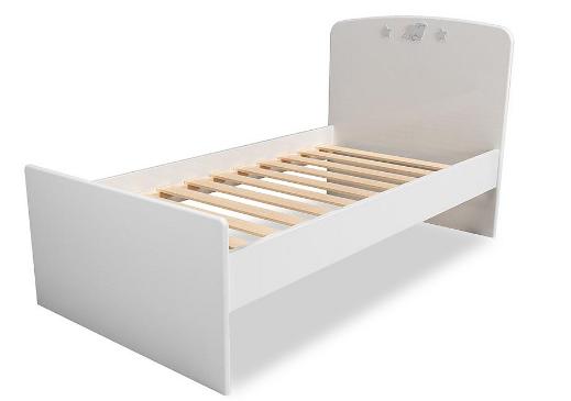 Кровать Лилу НМ 041.07
