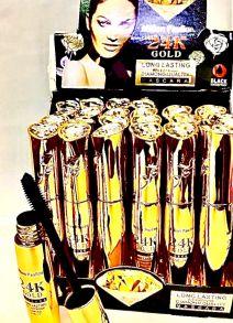 Тушь для Ресниц 24k gold MILLION PAULINE