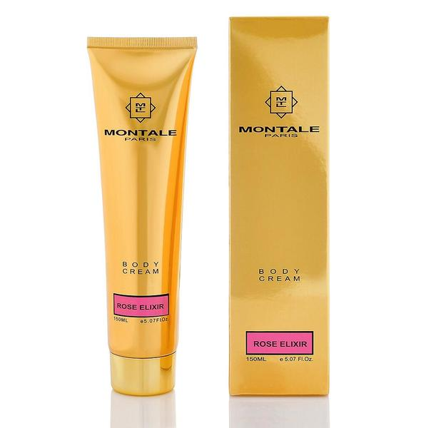 Крем для тела Montale Rose Elixir 150 ml