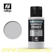 Акриловый грунт - полиуретановый / Серый, 60мл.