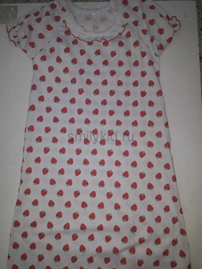 Детская сорочка оптом | 8 шт