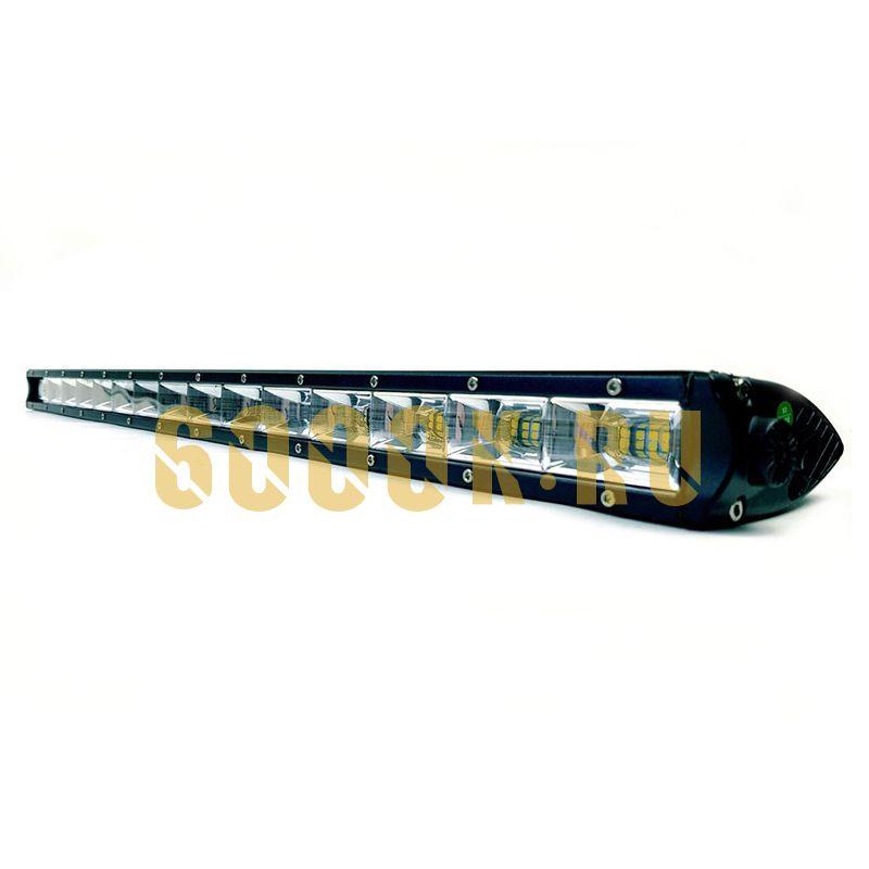 Однорядная светодиодная балка 180W Philips дальнего света