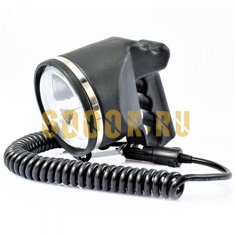 Фара искатель прожектор ручной XENON 35W для охоты и рыбалки 12 вольт