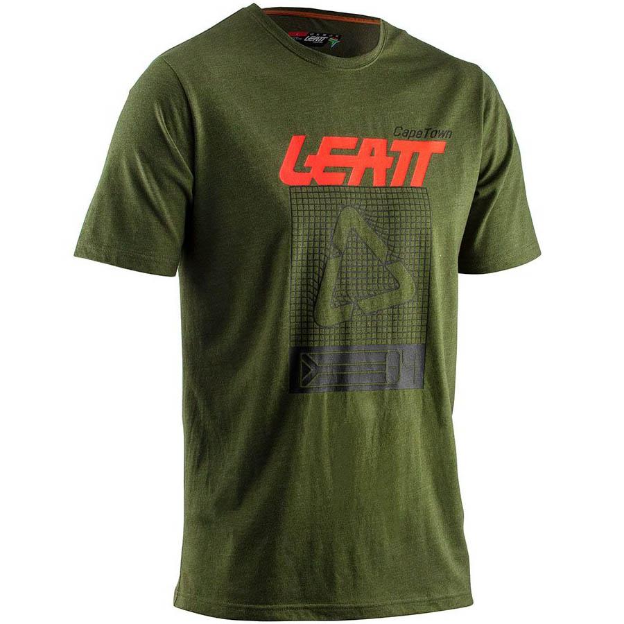 Leat Mesh T-shirt футболка