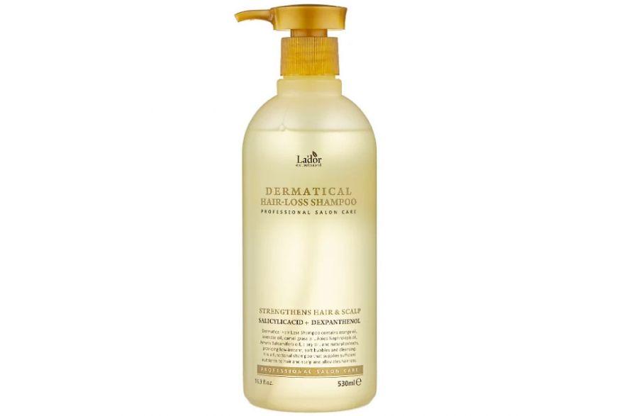 Шампунь против выпадения La'dor Dermatical Hair Loss Shampoo