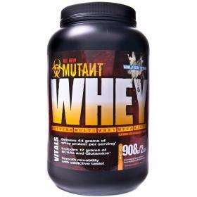Mutant Whey от Fit Foods 2 lb 908 гр