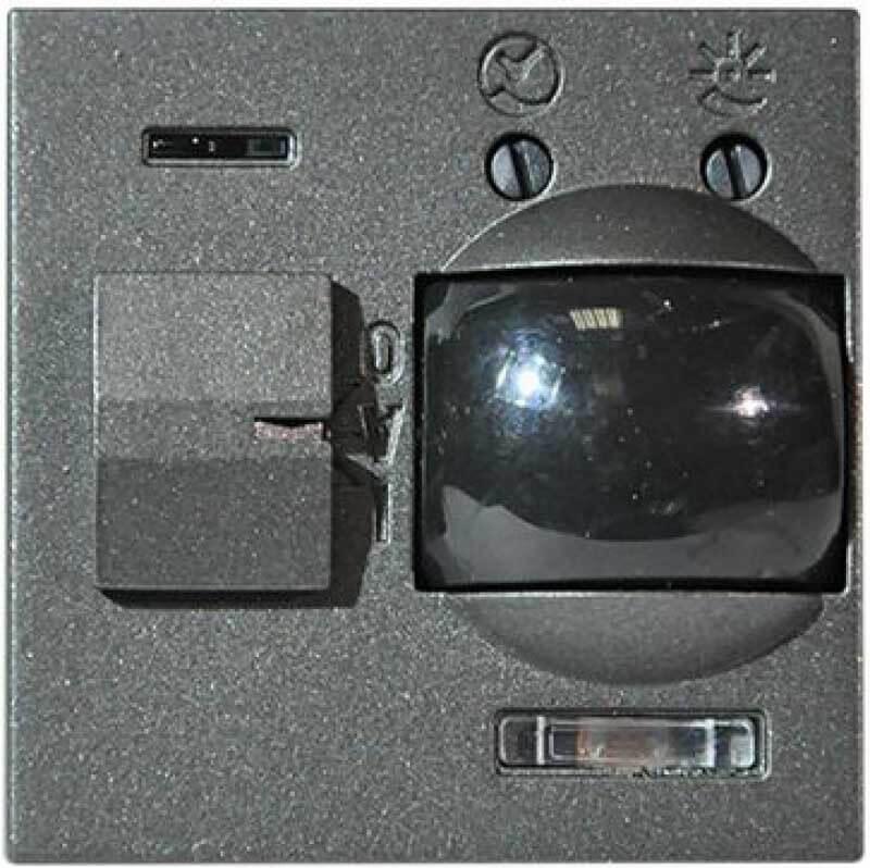 Датчик движения ABB Zenit антрацит 2CLA224100N1801