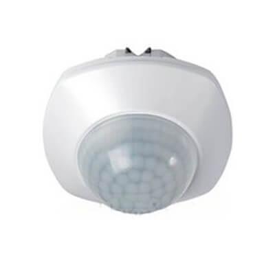 Датчик движения ABB Zenit белый 2CLA961171N1001