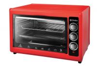 Мини-печь DELTA D-0123 Красная