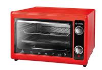 Мини-печь DELTA D-0122 Красная