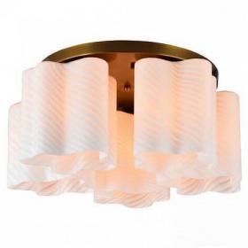Потолочная люстра Arte Lamp Serenata A3459PL-5AB