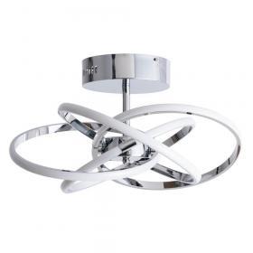 Потолочная светодиодная люстра Arte Lamp Orbit A9052PL-4CC