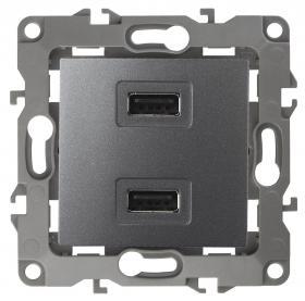 Устройство зарядное USB ЭРА 12 5V-2,1A 12-4110-12