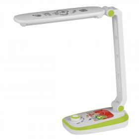 Настольная лампа ЭРА Фиксики NLED-425-4W-GR